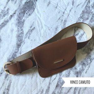 NWOT Vince Camuto Belt Bag • never worn